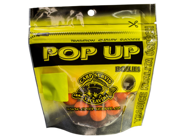 Carp Servis Václavík Pop Up Boilies - 50 g/16 mm