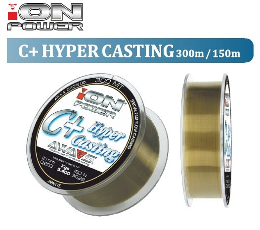 ION POWER C+ HYPER CASTING 300m