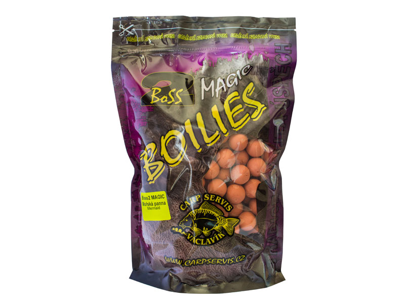 Carp Servis Václavík Boilies Boss2 MAGIC - 200 g/16 mm