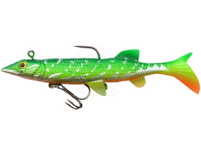 Power Catcher Super natural Pike 12 cm Toxic 2ks