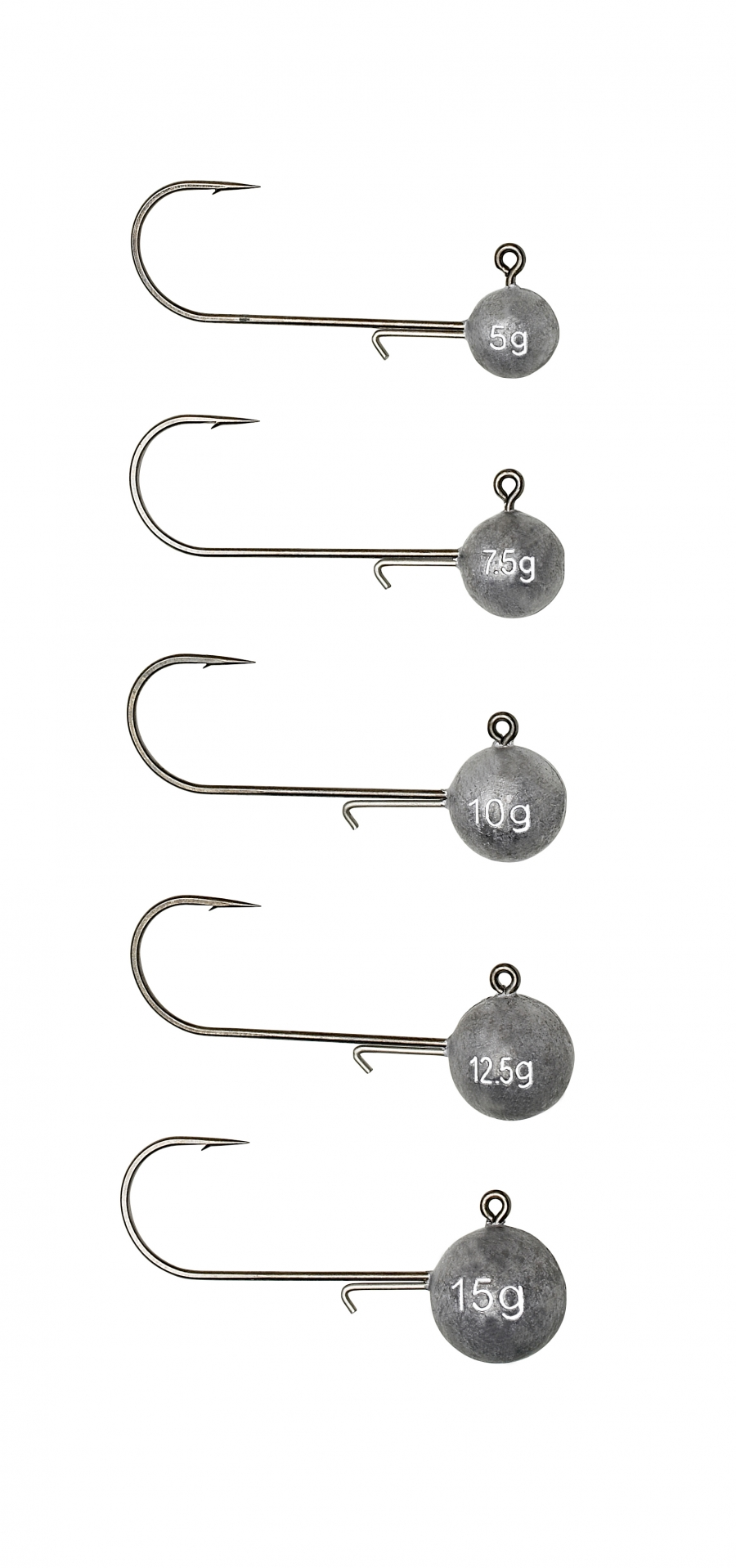 BALL JIG HEADS 12,5g - 5ks