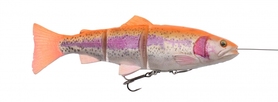 4D LINE THRU TROUT 15cm 35g Rainbow Trout