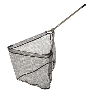 Giants Fishing Podběrák Strong Alu Rubber Landing Net 2,2m, 50x50cm