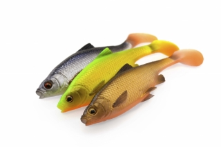 3D LB ROACH PADDLE TAIL 7,5 cm 4 ks
